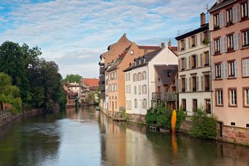 Fototapeta na wymiar Straßburg, Frankreich