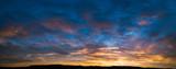 Fototapeta Na sufit - sunset sky