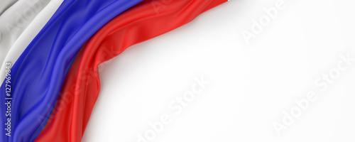 Fotografía  Rusia Flag