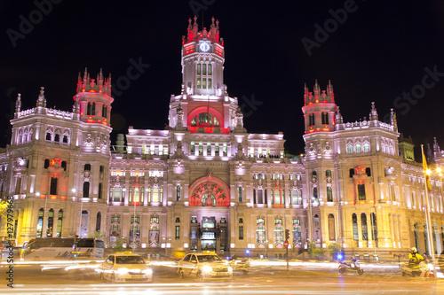 In de dag Madrid Navidad en Madrid