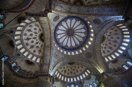 Photo  Blue Mosque Istanbul
