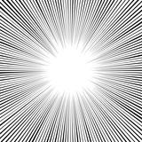 Streszczenie okrągły element, kształt linii promieniowych. Element geometryczny - 128008421
