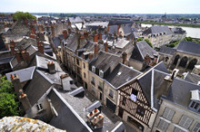The City Amboise In France