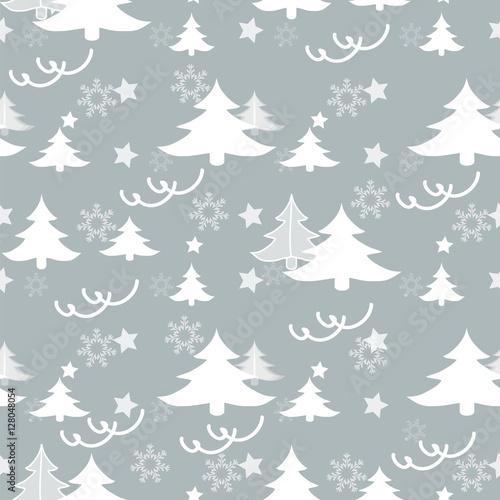 Stoffe zum Nähen Weihnachten Winter Hintergrund
