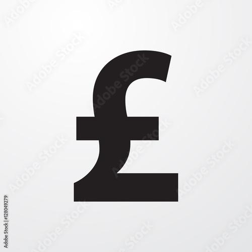 pound icon illustration