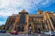 St Martin Church in Colmar in Alsace France
