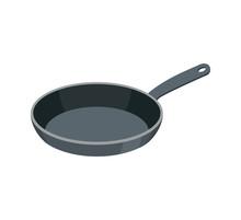 Frying Pan Isolated. Kitchen U...
