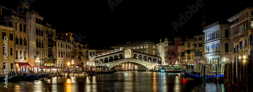 Venezia, Canal grande, Rialto, Ponte di rialto © peggy
