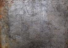 Worn Metal Background