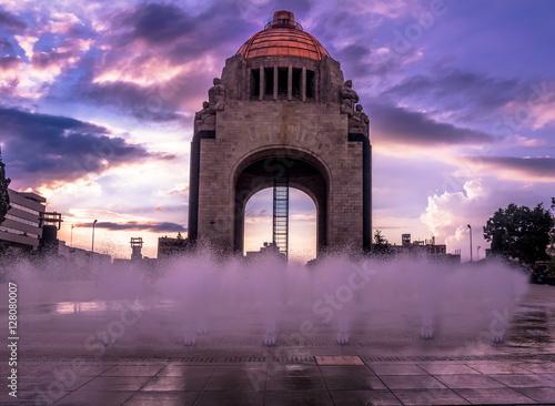 Fotografia  Monument to the Mexican Revolution (Monumento a la Revolucion) - Mexico City, Me