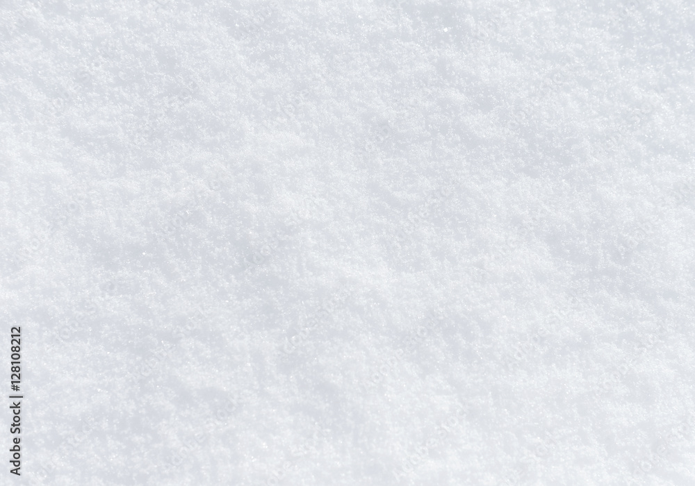 Fototapety, obrazy: high angle view of snow