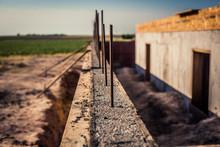 Home Construction Foundation