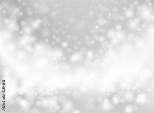 Fototapeta silver dot background obraz na płótnie