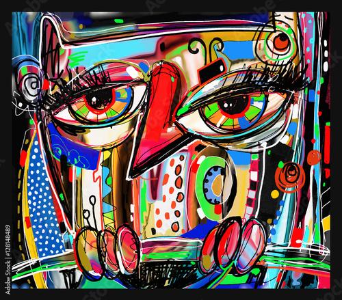 oryginalne-abstrakcyjne-malarstwo-cyfrowe