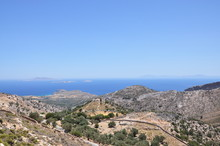 Typical Landscape Of Naxos Isl...