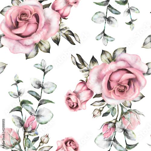 bezszwowy-wzor-z-rozowymi-kwiatami-i-liscmi