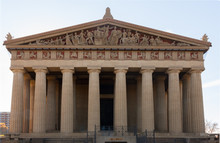 Parthenon At Centennial Park I...
