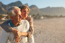 Senior Couple Enjoying Their V...