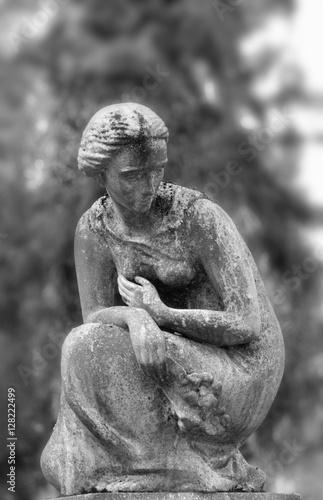 Fotografie, Obraz  The goddess of love Aphrodite (Venus)
