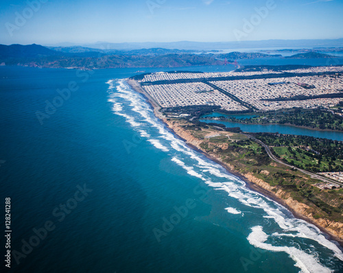 Cadres-photo bureau Caraibes San Francisco