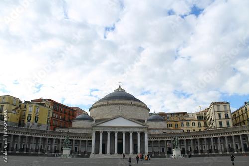Fényképezés  piazza del plebiscito