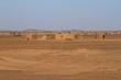 Dörfer in der Sahara im Sudan