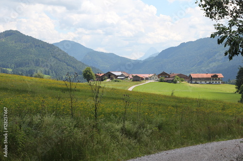 Fotografija  Jachenau am Walchensee
