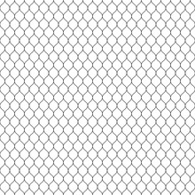 Vector Seamless Pattern, Black...