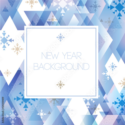 Happy new year background. Design calendar cover, banner, card, poster template. Fototapete