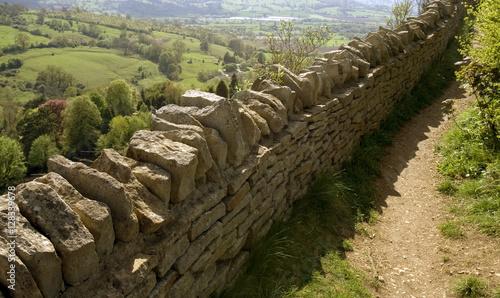 Obraz na plátně cotswold view UK