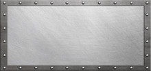 Steel Plate With Rivets