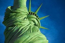 The Statue Of Liberty.One Of M...