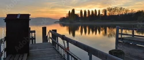 Fototapety, obrazy: Lake Life