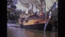 1962: Large Historical Ship Wi...