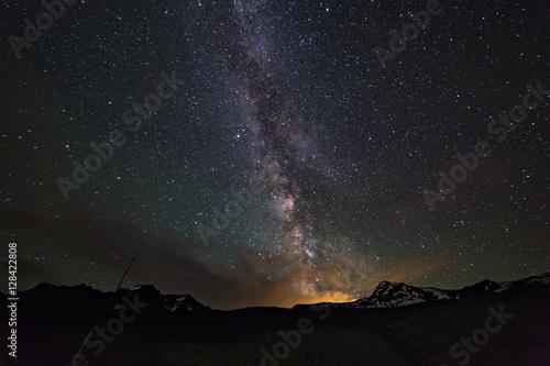 Fotografia, Obraz  Stars rose over Heavens