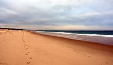 Hawks Nest Beach On A Cloudy D...