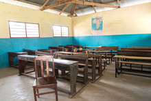 Simple Class Room In Village S...
