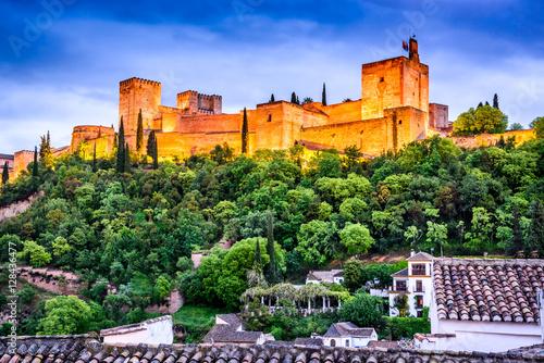 Granada - Alhambra, Andalusia, Spain