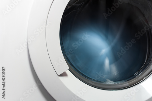 Fototapety, obrazy: Washing machine