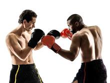 Boxer Boxing Kickboxing Muay T...