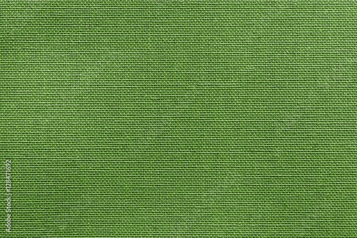 Aluminium Prints Fabric textured background rough fabric of green lime color