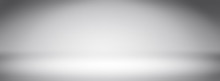 Simple White Wide Screen Gradients Light Blurred Background,Easy To Make Beauty Pretty Copy Spaces As Contemporary Backdrop Design