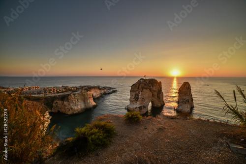 Fotografia  AL Rouhshe Beach - Beirut