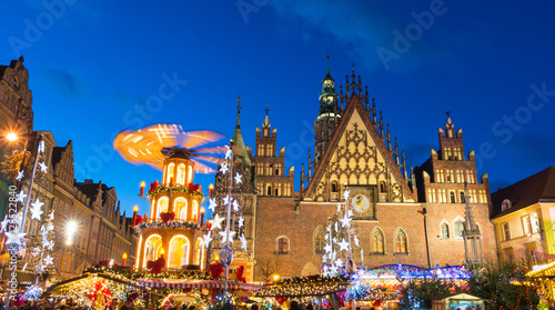 Zdjęcie XXL Jarmark Bożonarodzeniowy na Starym Mieście we Wrocławiu