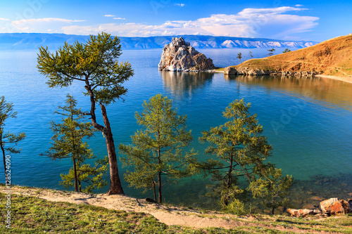 Photo Lake Baikal. Summer Day