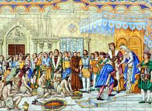Los Reyes Católicos Y Cristó...