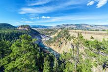 Yellowstone River Landscape