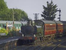Severn Valley Railway Station ...