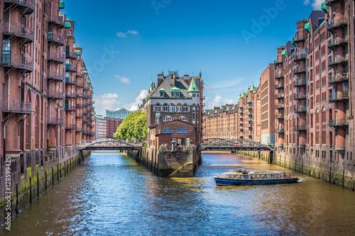 Cuadros en Lienzo Hamburg - Germany