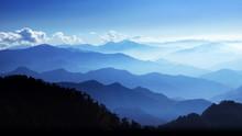 Meditation In Mountain
